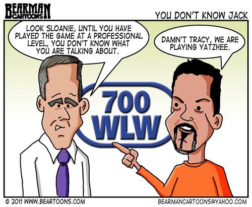 Editorial Cartoon: Tracey Jones and Scott Sloan