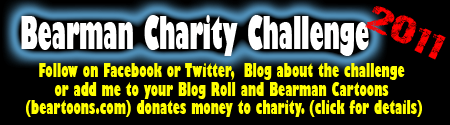 Bearman Cartoons Charity Challenge