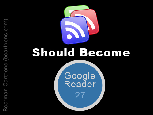 Google Reader should be integrated with Google Plus