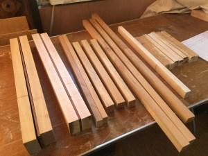 banjo wood