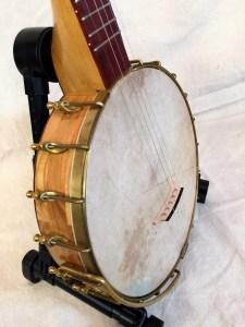 Banjo #002 – Black Locust / Bubinga