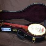 Banjo 009 Travel Banjo Sapele-Wenge-Padauk