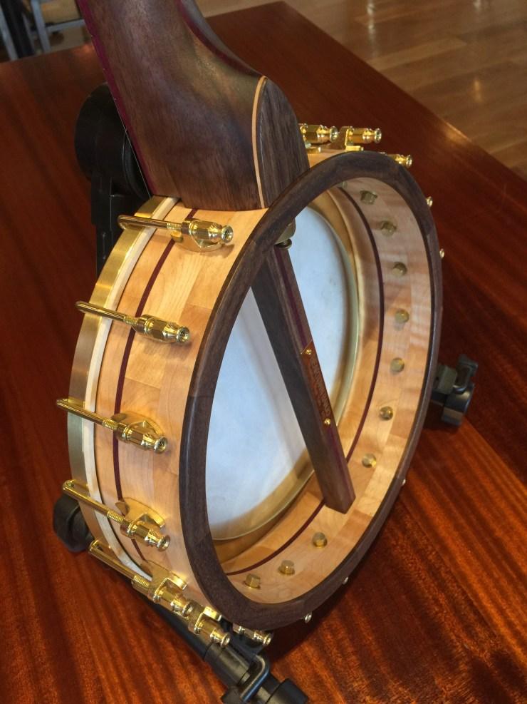 banjo 015 back pot