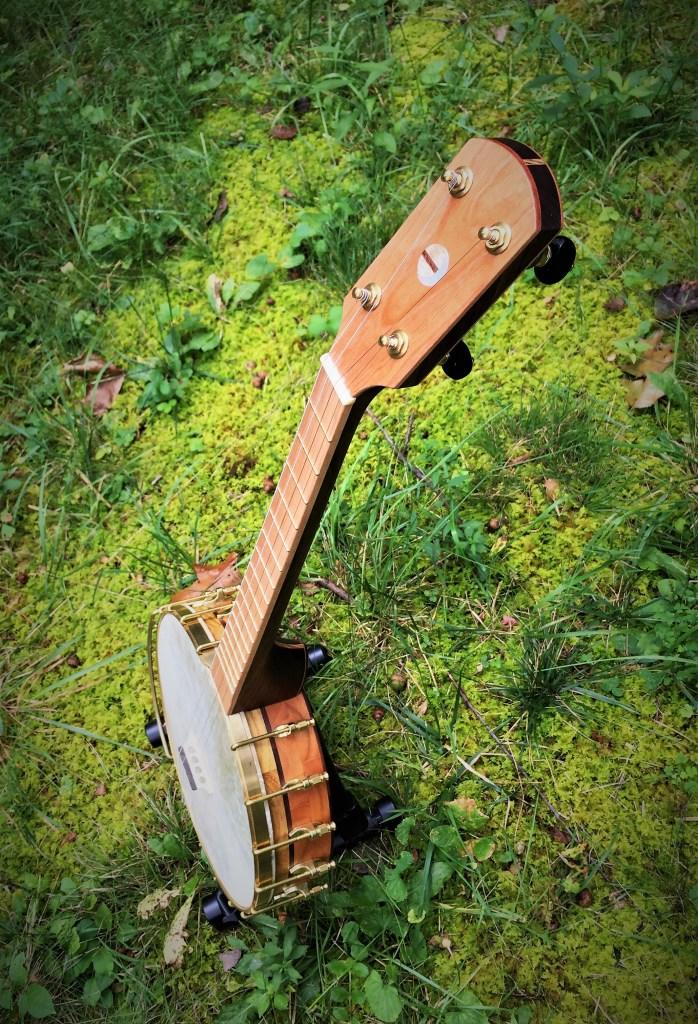 Banjo 017 top view