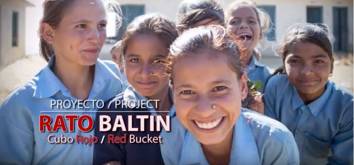 Rato Baltin Project (cubo rojo) –  Crowdfunding  – #RatoBaltin
