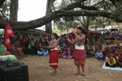 International Women's Day in Basti: recap after of our first week of workshops