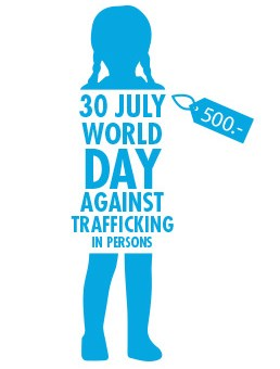 Human trafficking in Nepal. #RatoBaltin #WorldDayAgainstTraffickinginPersons