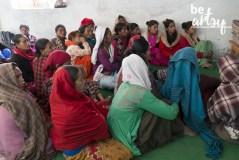 Diari de viatge - Grup de dones a chilkhaya
