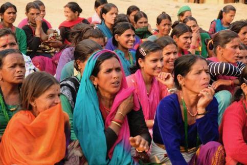 First week in Janalibandali 34