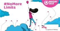 #NoMoreLimits Empowering women and girls through good menstrual hygiene