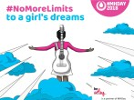 #NoMoreLimits to a girl's dreams