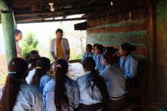Travel Log – From 2073 to 2075, again teaching in Kunti Bandali 3