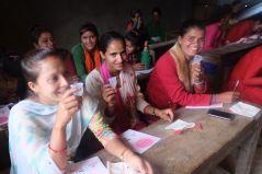 second week in Janalibandali 1
