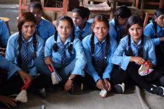 7 Oligaun At a menstrual cup training