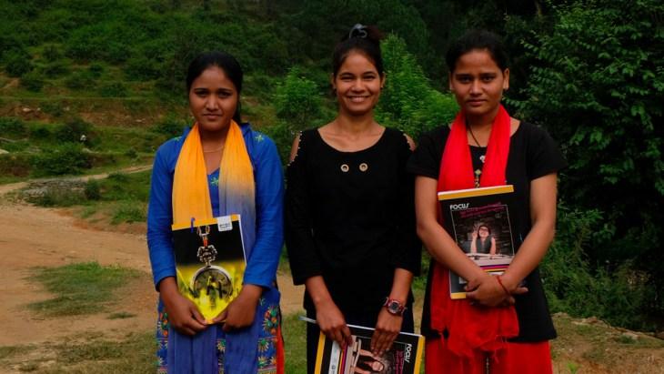 Sunita, Manisha Nath, i Tejana