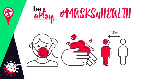¿Nos ayudas a conseguir el Matchfunding #T2M con #Masks4Health?
