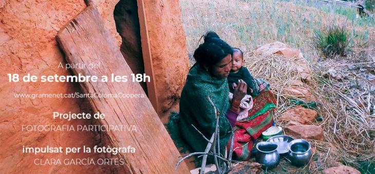 Nova exposició 'La menstruació a Nepal, un turment cultural'