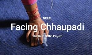Facing Chhaupadi