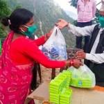 Hem pogut aportar la nostra ajuda a les poblacions més remotes i vulnerables del districte d'Achham, Nepal