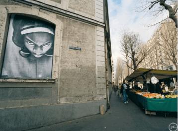 28 Millimeters, Portrait of a generation, Byron, Paris 20ème arrondissement, 2004