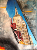 Alexia Orban - Empire Effect - Décembre 2013 - 60 x 80 cm