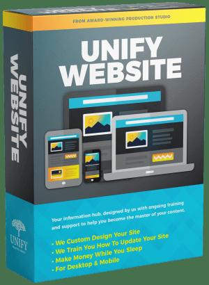 Unify-Website