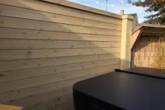 Lariks terrasplanken