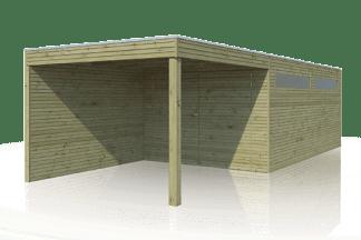 Garage Qube - 300x510