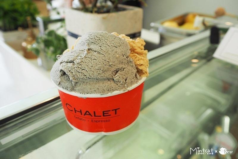 義式冰淇淋│宜蘭市美食幾米公園旁Chalet Gelato 夏蕾
