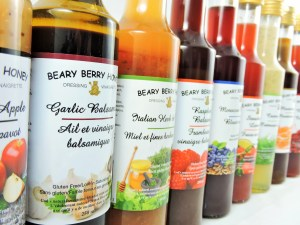 Beary Berry Honey Vinaigrettes