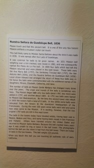 Information about the bell