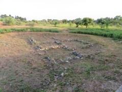 Archeological ruins