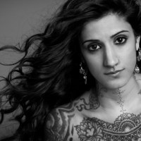 Saira Hunjan one of the world's top tattoo artists