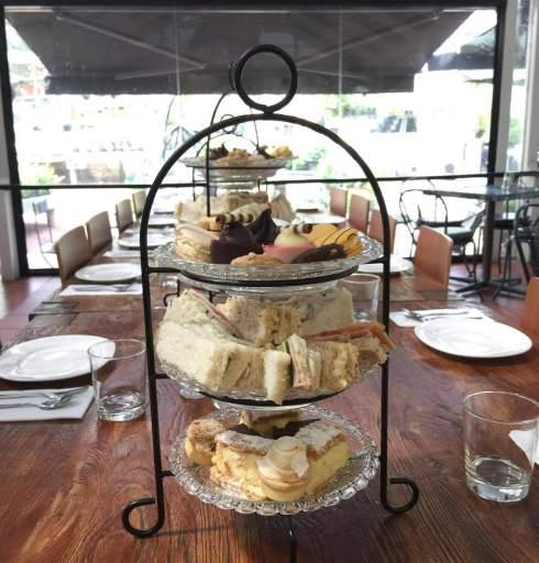 High Tea Beasley's Tea House