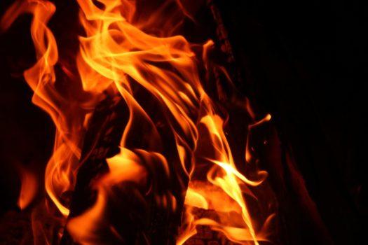 Projekt 52 - Feuer