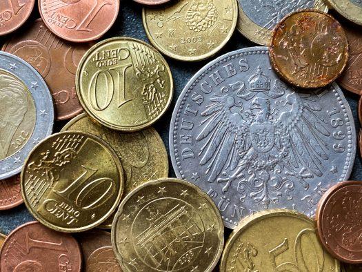 Projekt 52 - Münzen