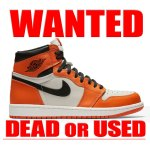 SHATTERED BACKBOARD AWAY AIR JORDAN1 RETRO HIGH OG 買取情報