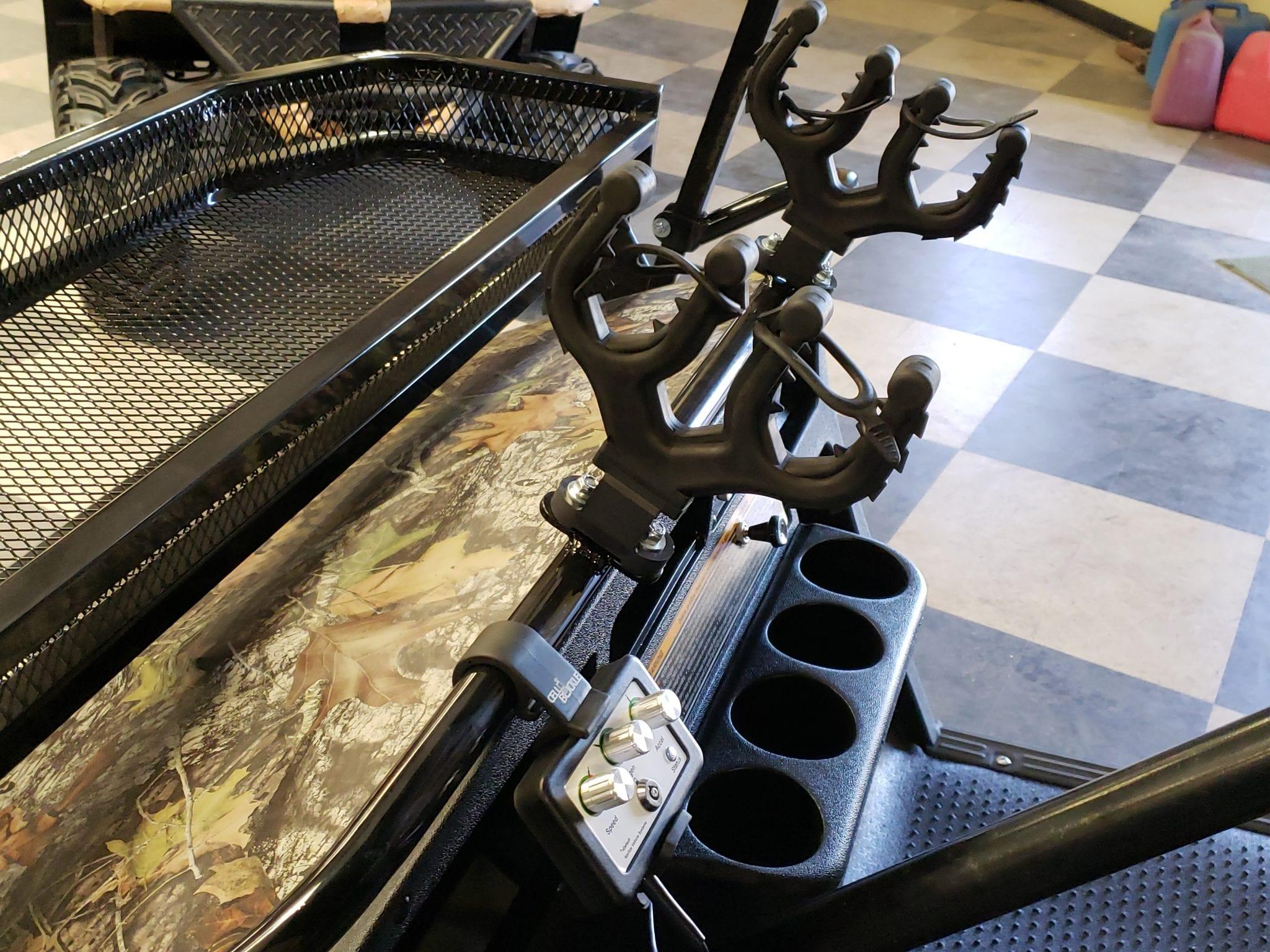 beast double gun rack