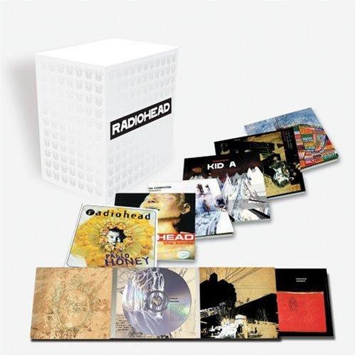 Radiohead's new Limited Edition BOX SET (Dec. 20, 2007)