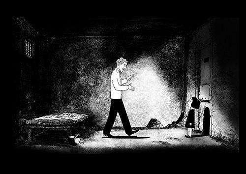 """""""Persepolis"""" production still(2007)"""