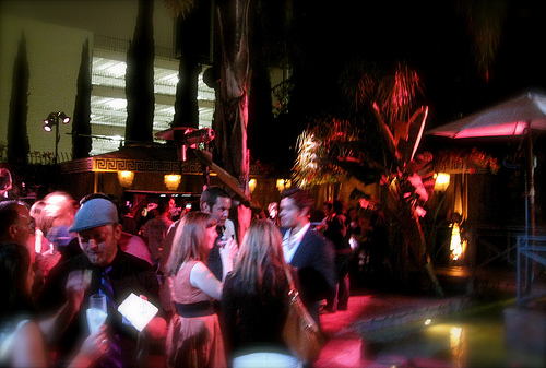 """""""American Mall"""" after party @ the Cabana Club"""