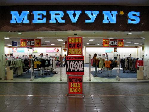 Mervyn's #1