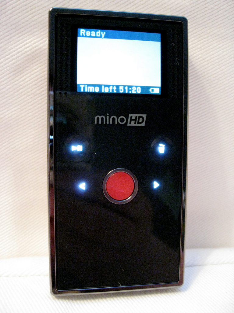 Flip Mino HD #3