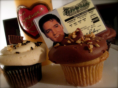 Cupcakes for Elvis #1
