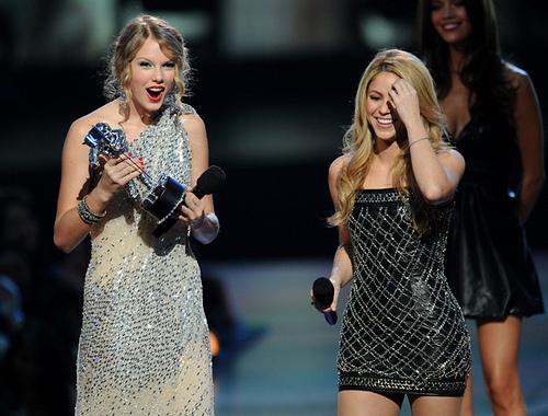 Taylor Swift @ the 2009 VMA's #1