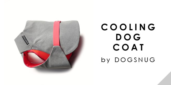 Cooling dog coat / dogsnug / BEAST COATS