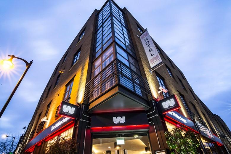 budget hotels east london