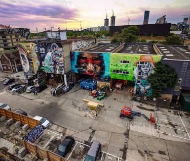 studio 9294 Main Yard -music-festival-east-london