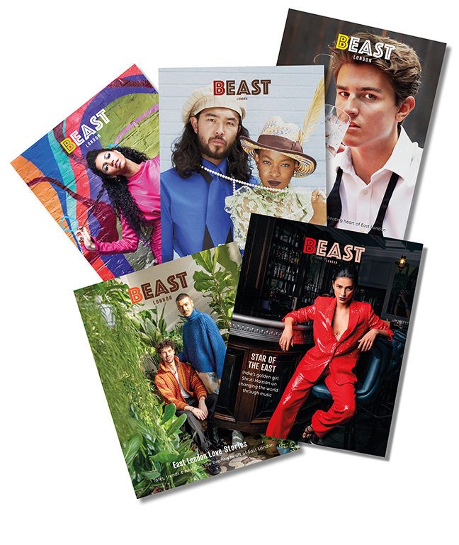 subscribe to beast magazine