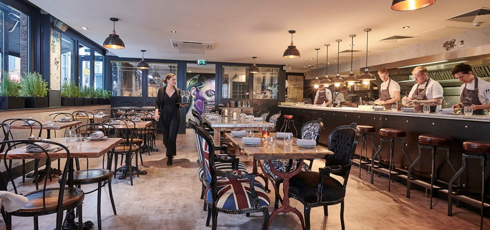 best restaurants east london